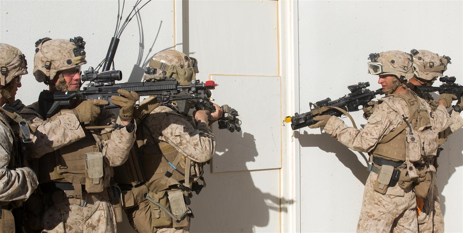 HK416在美壯大:美陸戰隊擬將M27 IAR列為制式步槍! - 尖端科技